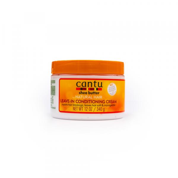 Cantu - Balsam crema fara clatire pentru parul cret 340 g