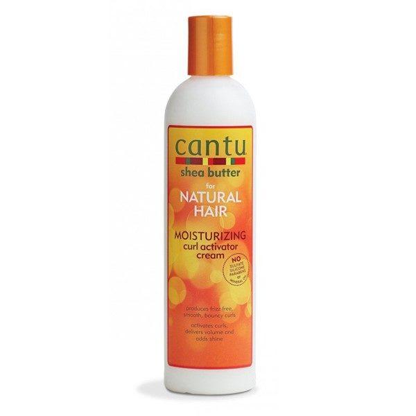 Cantu - Crema hidratanta pentru activarea buclelor, 355 ml, Romania