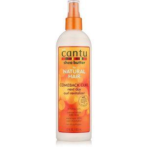 Cantu - Spray pentru revitalizarea buclelor Comeback Curl, 355 ml, Romania