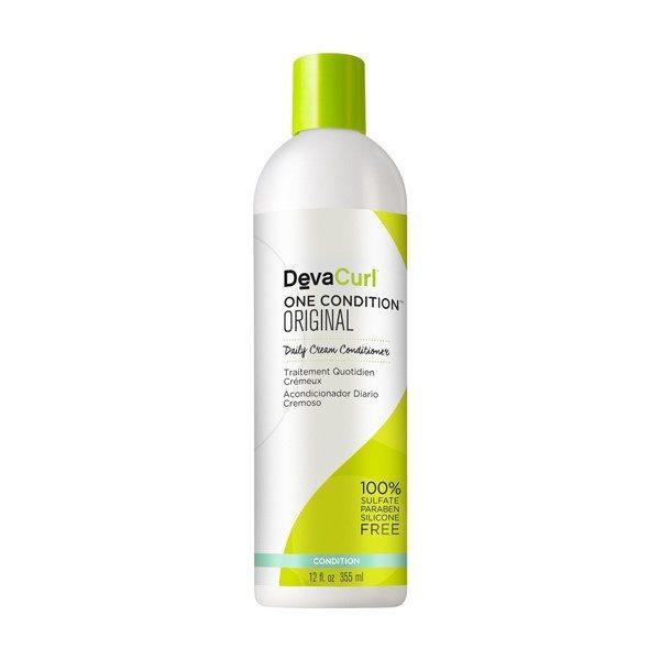 DevaCurl Original - Balsam pentru par cret, 355 ml, Romania