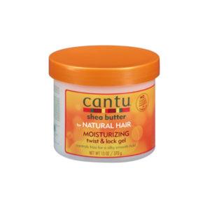 Cantu - Gel hidratant pentru par cret Twist&Lock, 370 g