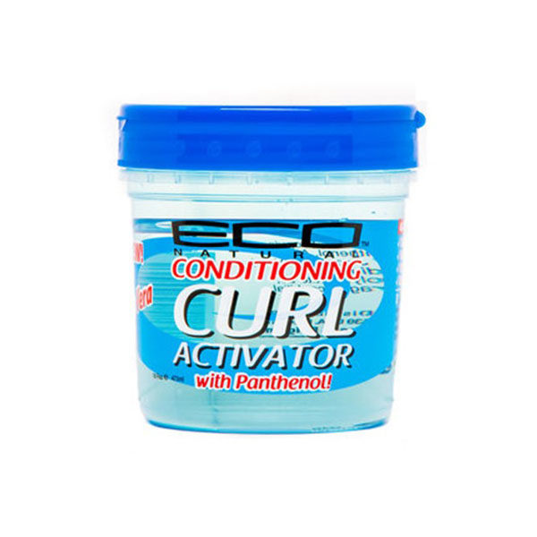 Eco Natural - Gel activator bucle cu Aloe Vera si panthenol, 473 ml, Romania