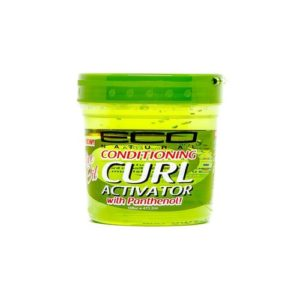 Eco Natural - Gel activator bucle cu ulei de masline si panthenol, 473 ml, Romania