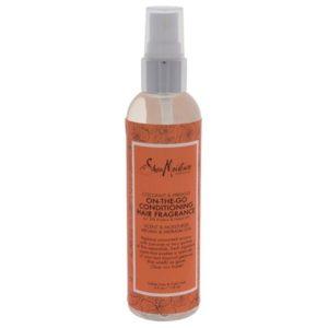 Shea Moisture - Parfum hidratant pentru par cu extract de cocos si hibiscus, 118 ml, Romania