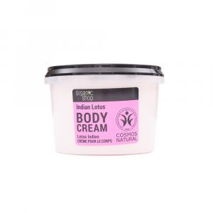 Organic Shop - Crema de corp cu extract de lotus si 5 uleiuri 250 ml