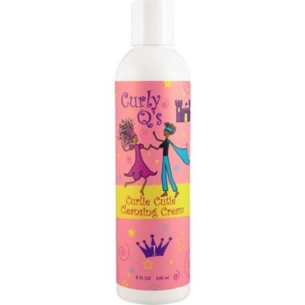 Curly Q's - Crema spalare pentru copii cu par cret, 240 ml, Romania