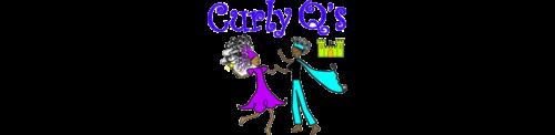 Curly Qs Crema Spalare Pentru Copii Cu Par Cret 240 Ml