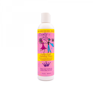 Curly Q's - Crema spalare pentru copii cu par cret Curlie Cutie 240 ml
