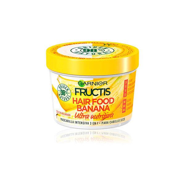 Masca nutritiva 3 in 1 Fructis Banana Hair Food, Garnier, Romania