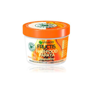 Masca regeneratoare 3 in 1 Fructis Papaya Hair Food, Garnier, Romania
