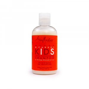 Shea Moisture - Sampon nutritiv pentru copii cu mango si morcovi 237 ml