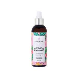 Spray hidratant de par cu iasomie, Flora&Curl, Romania