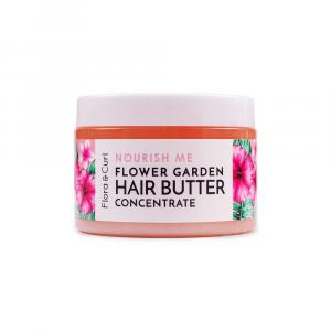 Flora & Curl - Unt pentru coafare Flower Garden 120 g
