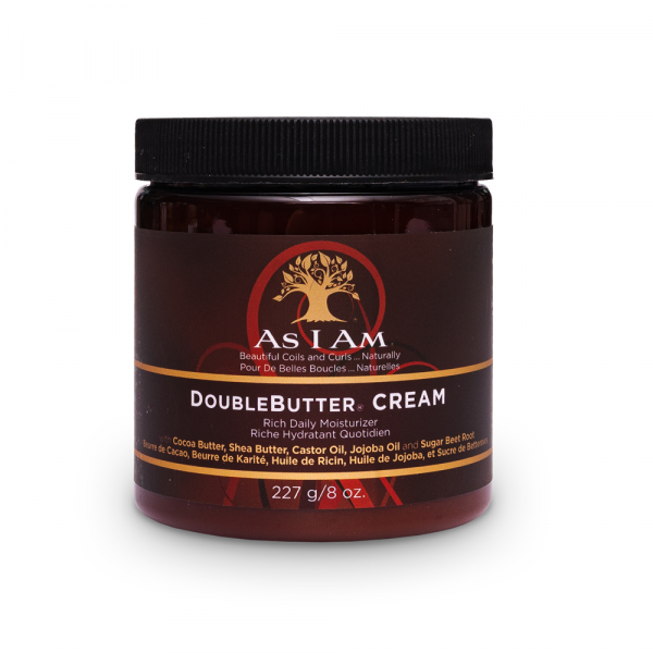 As I Am - Crema DoubleButter 227 ml
