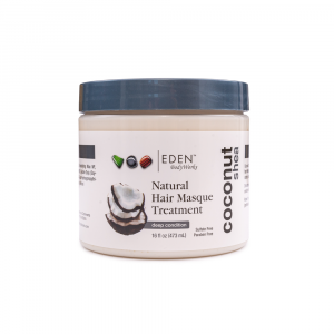 Eden BodyWorks – Masca tratament cu cocos si Shea 473 ml