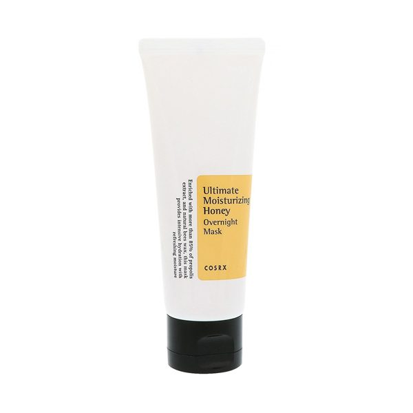 COSRX - Ultimate Moisturizing Honey Overnight Mask, 60 ml, Romania