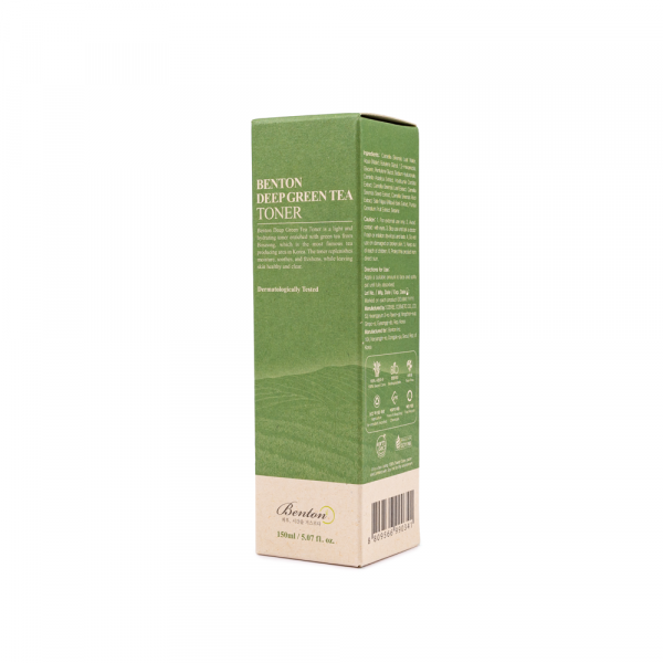 Benton – Deep Green Tea Toner 150 ml