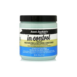 Aunt Jackie's – Balsam In Control Anti-Poof Moisturizing and Softening 426 g