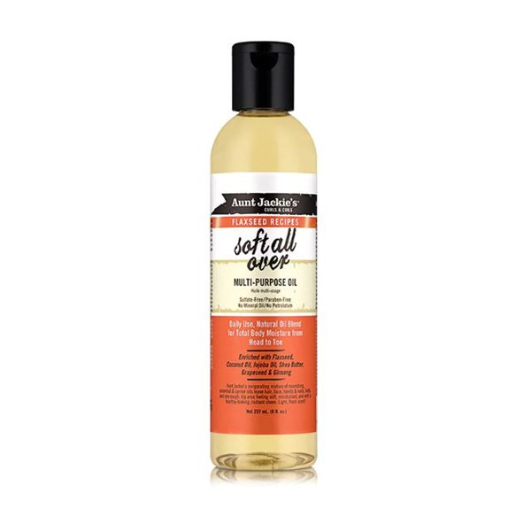 Aunt Jackie's – Ulei multifunctional Soft All Over 237 ml, Romania