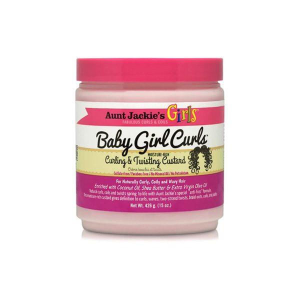 Aunt Jackie's - Baby Girl Curls Curling & Twisting Custard 426 g, Romania