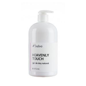Sabio - Gel de dus natural Heavenly Touch 475 ml, Romania