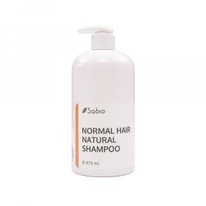 Sabio - Sampon lichid pentru par normal 475 ml