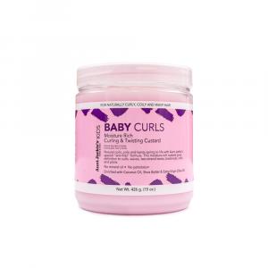 Aunt Jackie's - Baby Girl Curls Curling & Twisting Custard 426 g