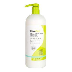 DevaCurl Original - Balsam pentru par cret 946 ml, Romania