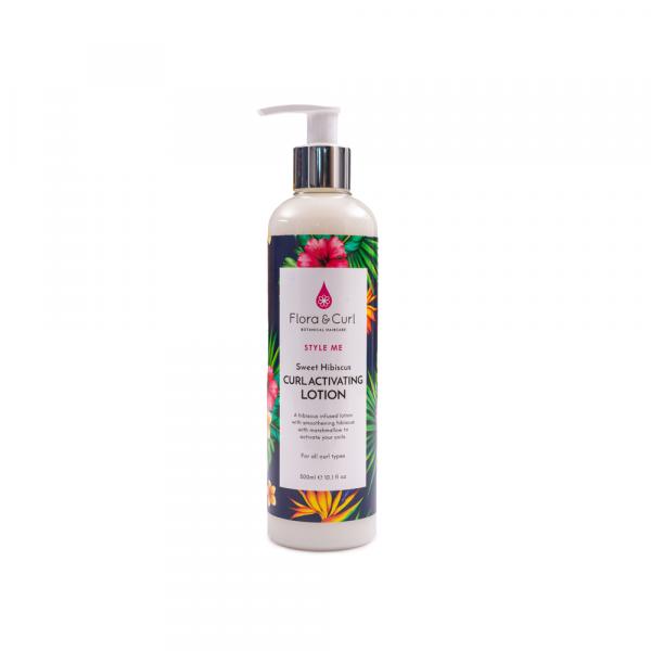 Flora & Curl – Lotiune activatoare de bucle 300 ml