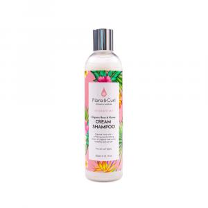 Flora & Curl – Sampon cu trandafiri si miere 300 ml