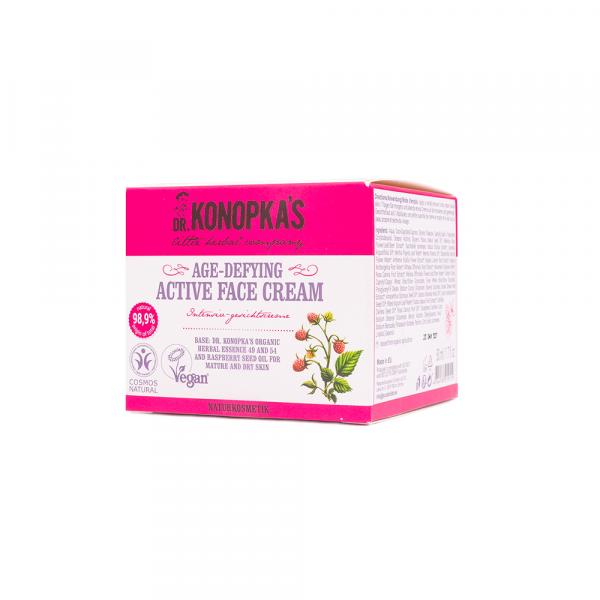Dr. Konopka's – Crema activa antirid 50 ml