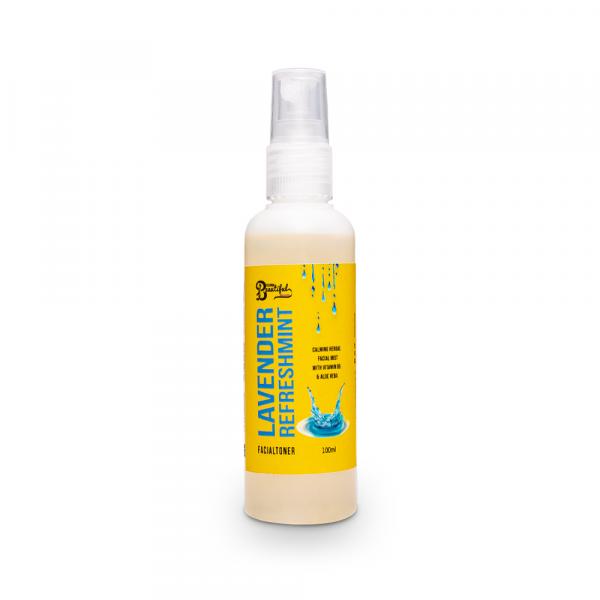 Bourn Beautiful Naturals – Lavender RefreshMINT Toner 100 ml