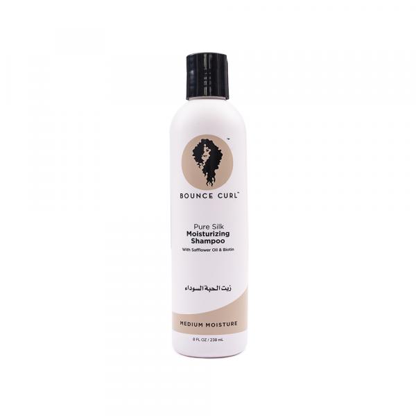 Bounce Curl – Sampon hidratant Pure Silk 236 ml