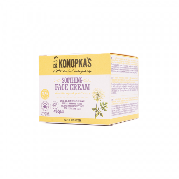 Dr. Konopka's – Crema de fata hidratanta 50 ml