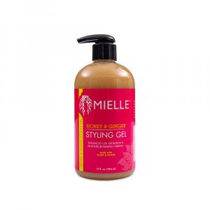 Mielle – Gel de par cu miere si ghimbir 384 ml