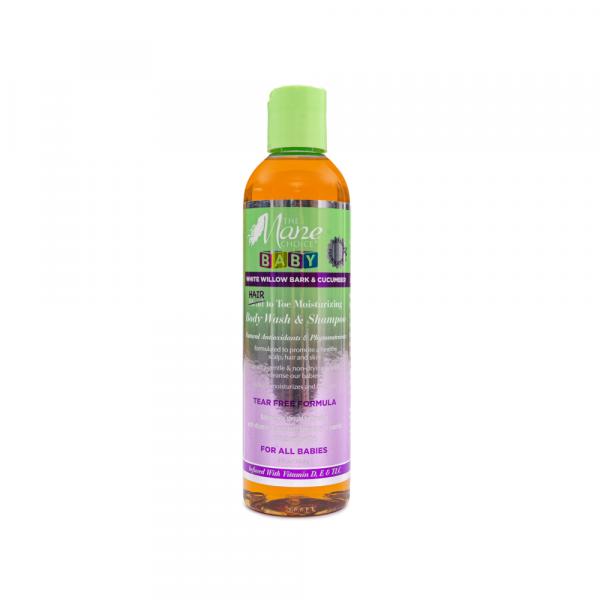 The Mane Choice – Sampon si gel de dus Baby Hair to Toe 227 g