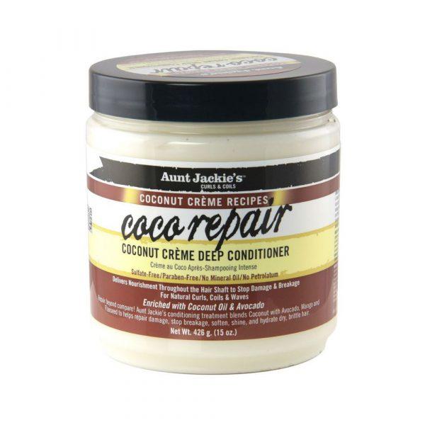 Aunt Jackie's – Masca intens hidratanta Coco Repair 426 g, Romania