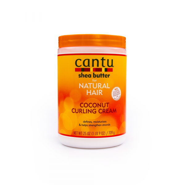 Cantu – Crema pentru bucle cu cocos 709 g