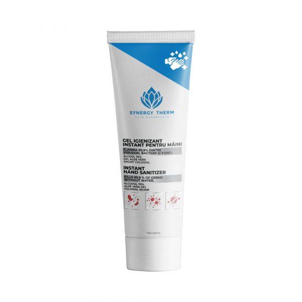 Synergy Therm - Gel igienizant instant pentru maini 75 ml
