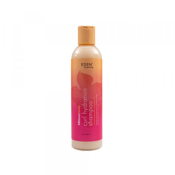 Eden BodyWorks – Sampon pentru hidratarea buclelor cu hibiscus si miere 236 ml