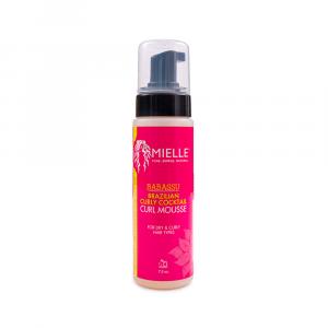 Mielle – Spuma pentru par cret Brazilian Curly Cocktail 222 ml
