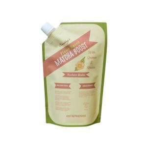 Ecoslay – Shake cu proteine Matcha Boost 237 ml