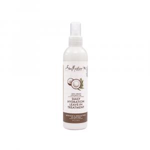 Shea Moisture – Tratament fara clatire cu cocos 237 ml