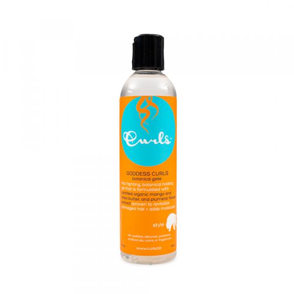 Curls – Gel de par botanic Goddess Curls 240 ml