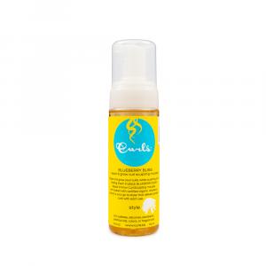 Curls – Spuma reparatoare pentru cresterea parului Blueberry Bliss 170 ml