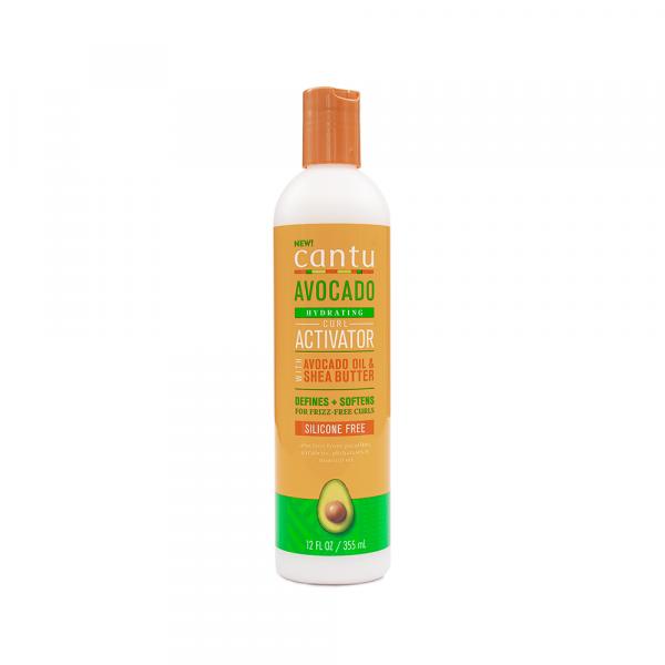 Cantu Avocado - Activator de bucle hidratant 355 ml