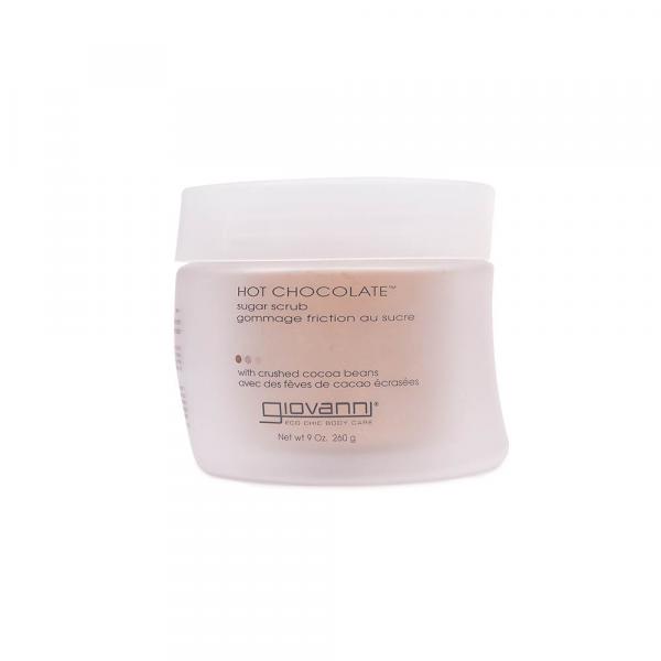 Giovanni – Exfoliant corp cu zahar Hot Chocolate 260 g