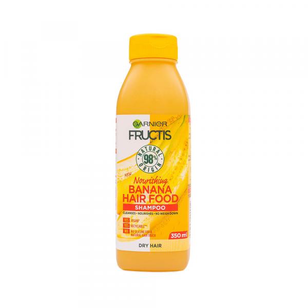 Garnier – Fructis Hair Food Banana sampon nutritiv 350 ml