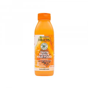 Garnier – Fructis Hair Food Papaya sampon regenerator 350 ml