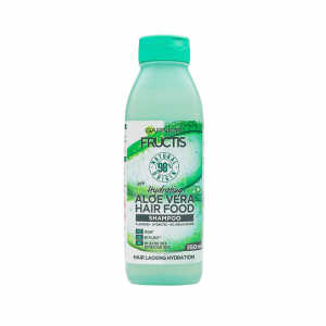 Garnier – Fructis Hair Food Aloe Vera sampon hidratant 350 ml